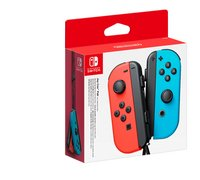 Nintendo Switch Joy-Con pair rood/blauw