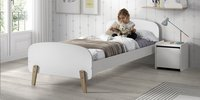 Kiddy bed wit-Afbeelding 1