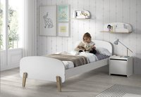 Kiddy bed wit-Afbeelding 2