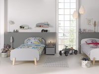 Kiddy bed wit-Afbeelding 4