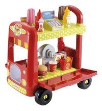 Écoiffier winkeltje Food Truck-Linkerzijde