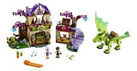 LEGO Elves 41176 Le marché secret-Avant