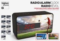 bigben radio-réveil RR16 Football-Avant