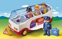 Playmobil 1.2.3 6773 Autobus-Afbeelding 1