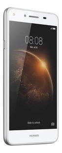 Huawei smartphone Y6II Compact blanc-Côté gauche