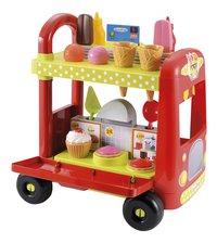 Écoiffier winkeltje Food Truck-Rechterzijde
