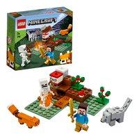 LEGO Minecraft 21162 Aventures dans la taïga-Détail de l'article