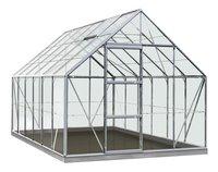 ACD serre Intro Grow Oliver 9,9 m² aluminium-Avant