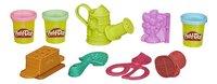 Play-Doh Le jardin-commercieel beeld