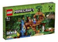 LEGO Minecraft 21125 De jungle boomhut