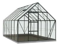ACD Serre Intro Grow Oliver 9.9 m² groen-Vooraanzicht