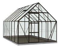 ACD Serre Intro Grow Oliver 9.9 m² zwart-Vooraanzicht