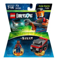 LEGO Dimensions Fun pack 71251 The A-team