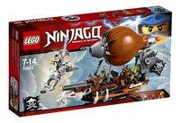 LEGO Ninjago 70603 L'attaque du zeppelin des Pirates