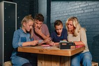 Escape Room The Game Familie Editie Jumanji-Afbeelding 1
