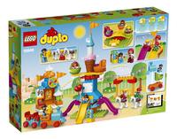 LEGO DUPLO 10840 Grote Kermis-Achteraanzicht