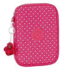 Kipling pennenzak 100 Pens Pink Summer Pop