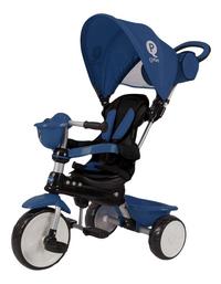 QPlay driewieler 4-in-1 Comfort blauw-Vooraanzicht