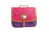 Tann's cartable Classic violet/rose 38 cm-Avant