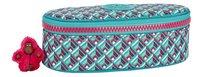 Kipling pennenzak Duobox Summer Pop Bl