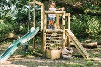 Plum houten speelhuisje Discovery Woodland-Afbeelding 5