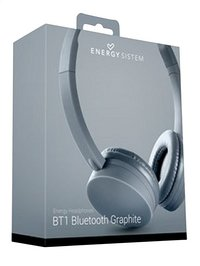 Energy Sistem casque Bluetooth BT1 graphite