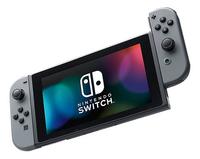 Nintendo Switch console met extra autonomie Grijs-Vooraanzicht