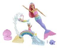 Barbie Dreamtopia La crèche des sirènes-commercieel beeld