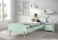 Vipack barrière de sécurité vert menthe pour lit kiddy-Image 3