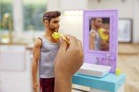 Barbie speelset Ken met wastafel-Afbeelding 2