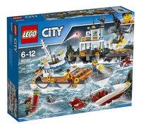 LEGO City 60167 Le QG des gardes-côtes