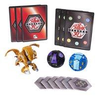 Bakugan Starter 3-Pack - Aurelus Howlkor-Vooraanzicht