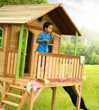 Maison en bois Sophie-Détail de l'article