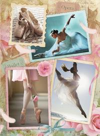 Ravensburger puzzel Prima Ballerina-Vooraanzicht