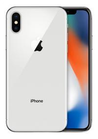Apple iPhone X 256 Go argent-Détail de l'article