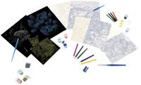 Royal & Langnickel Art Adventure set groen 9 activiteiten-Vooraanzicht