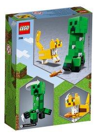 LEGO Minecraft 21156 Bigfigurine Creeper et ocelot-Arrière
