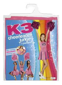 Studio 100 verkleedpak K3 Cheerleader-Vooraanzicht