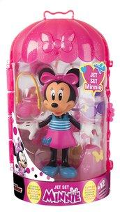 Figurine Minnie Fashionista Voyage-Avant