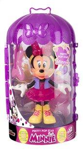 Figurine Minnie Fashionista Pop Star-Avant