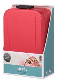 Mepal lunchbox Bento M Nordic Red-Rechterzijde