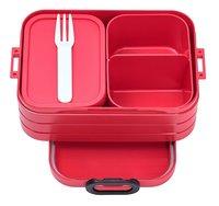 Mepal lunchbox Bento M Nordic Red-Artikeldetail