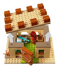 LEGO Minecraft 21160 L'attaque des illageois-Détail de l'article