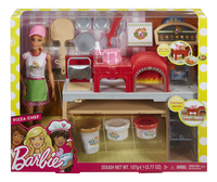 Barbie speelset Pizza Chef-Vooraanzicht