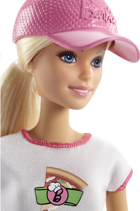 Barbie speelset Pizza Chef-Artikeldetail