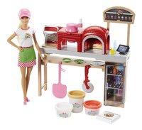 Barbie speelset Pizza Chef-commercieel beeld