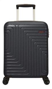 American Tourister trolley Mighty Maze zwart 55 cm-Vooraanzicht