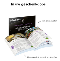 Wonderbox Wellnessverblijf en dineren-Artikeldetail