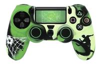 Hama accessoirepack PS4 controller soccer-Vooraanzicht