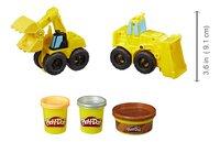 Play-Doh Wheels Graafmachine en bulldozer-Artikeldetail